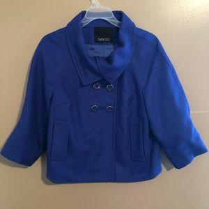 Carlisle Royal Blue Jacket Size 8